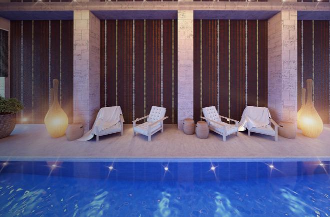 mooi design hotel